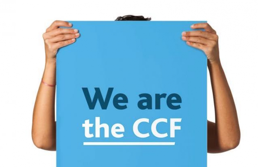 Join the CCF